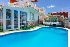 Villa en Palm - Mar - OCEAN VIEW VILLA PALM MAR 3A002